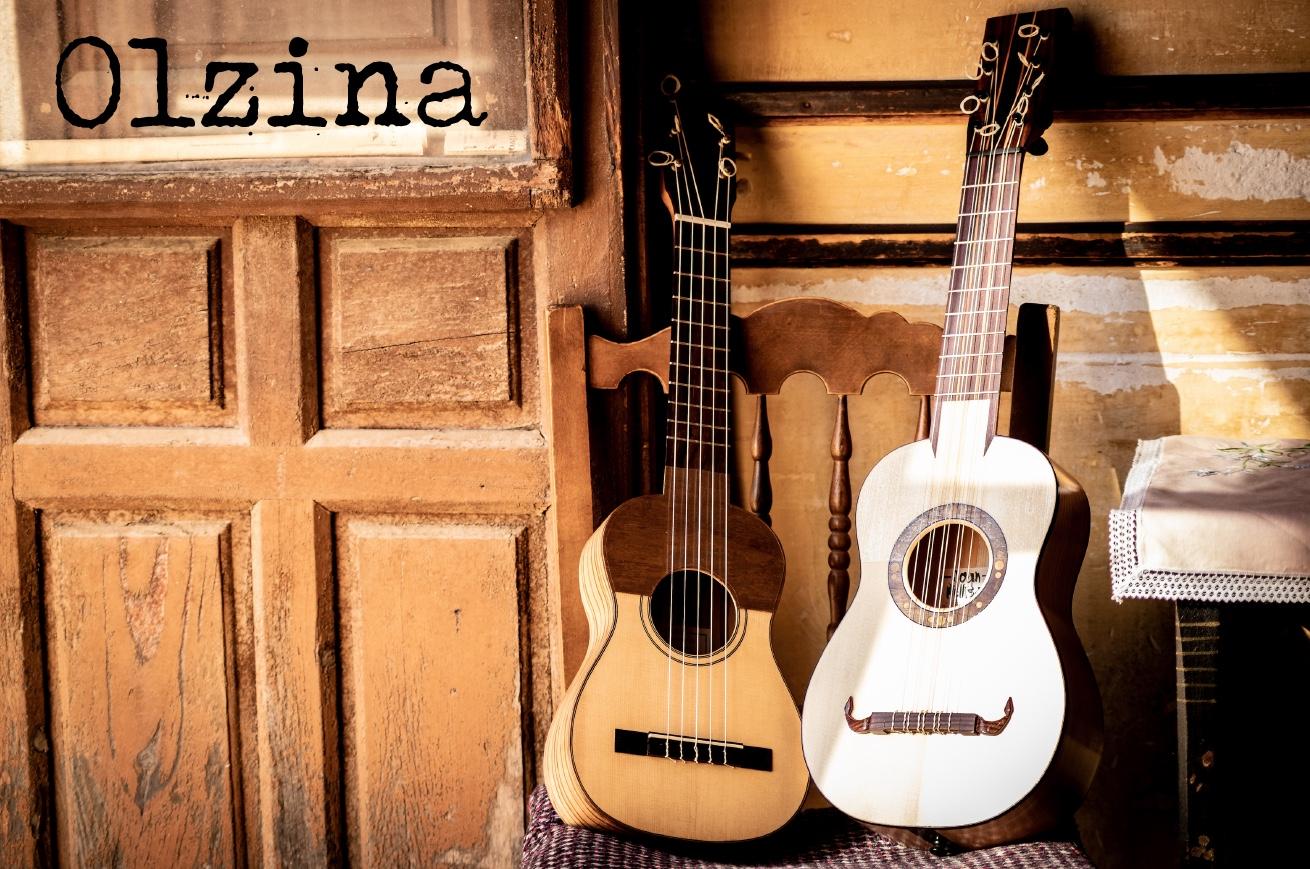 Folk instruments by Joan Pellisa